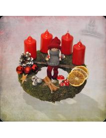 Aranjament Coronita Advent